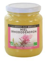 Miel de Rhododendron Bio pot de 500 g