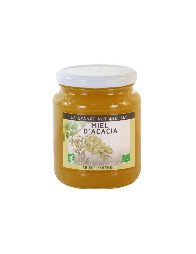 Miel d'acacia Bio pot de 500 g