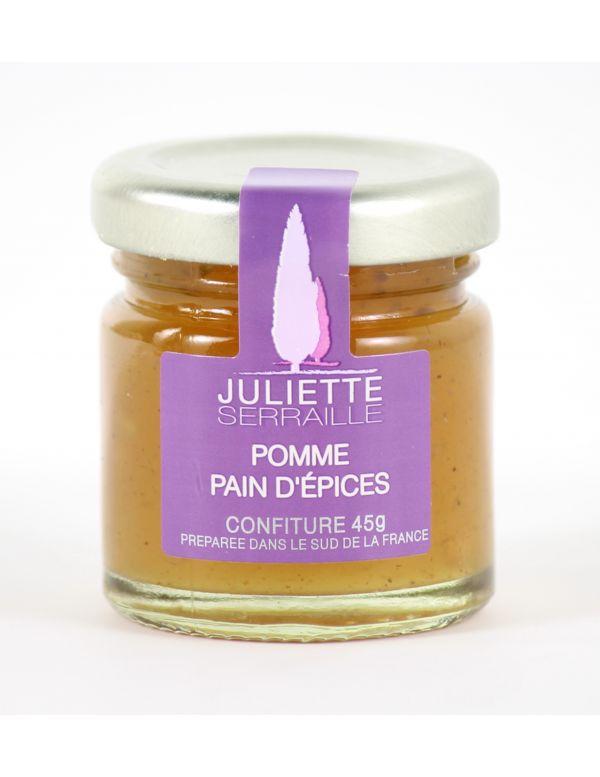 Confiture-pomme-pain-d-épices