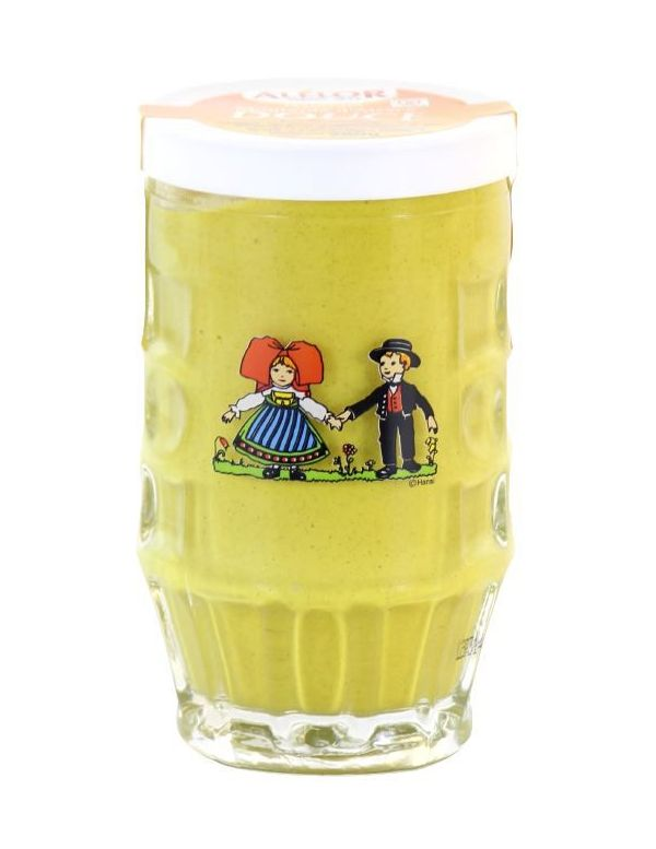 Moutarde douce d'Alsace, chope 280 g