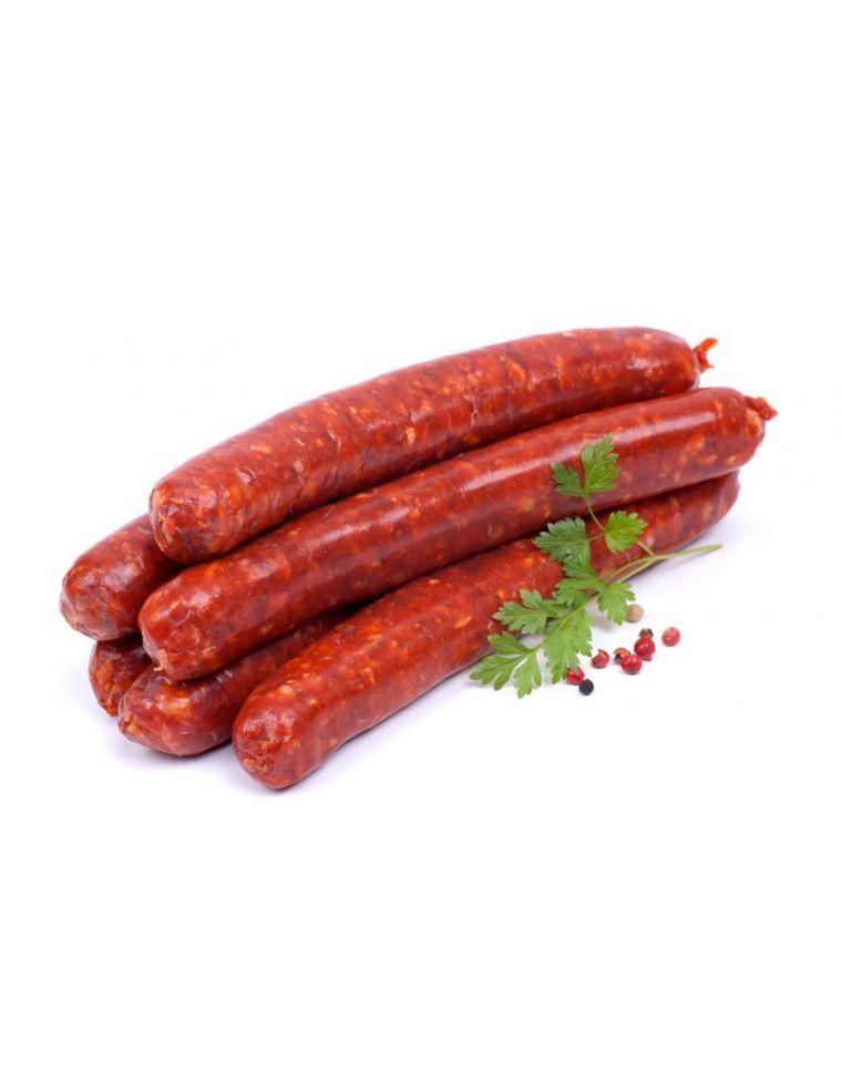 Merguez Bœuf & Agneau épicées - Merguez sans porc