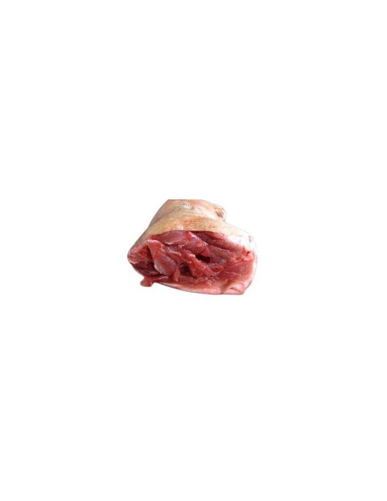 Jarret de porc cru sans os