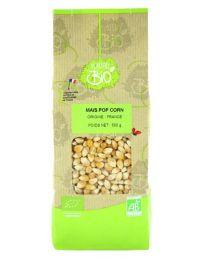 maïs à pop corn bio