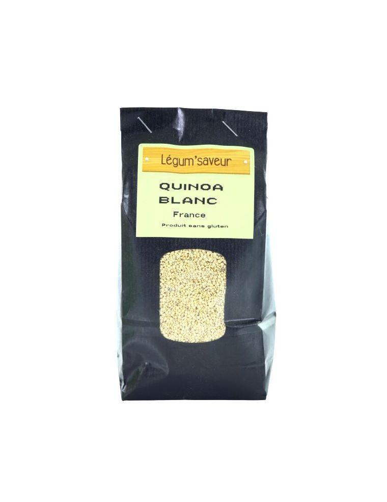 Quinoa blanc origine France