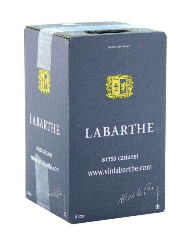 Cubi de Vin Blanc - AOC Gaillac - Domaine de Labarthe