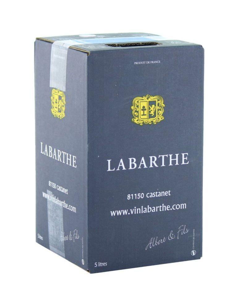 Cubi de Vin Rouge 5 L - Vin de France