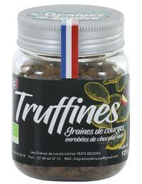 Graines de Courges enrobées de chocolat noir - Les Graines de Louise