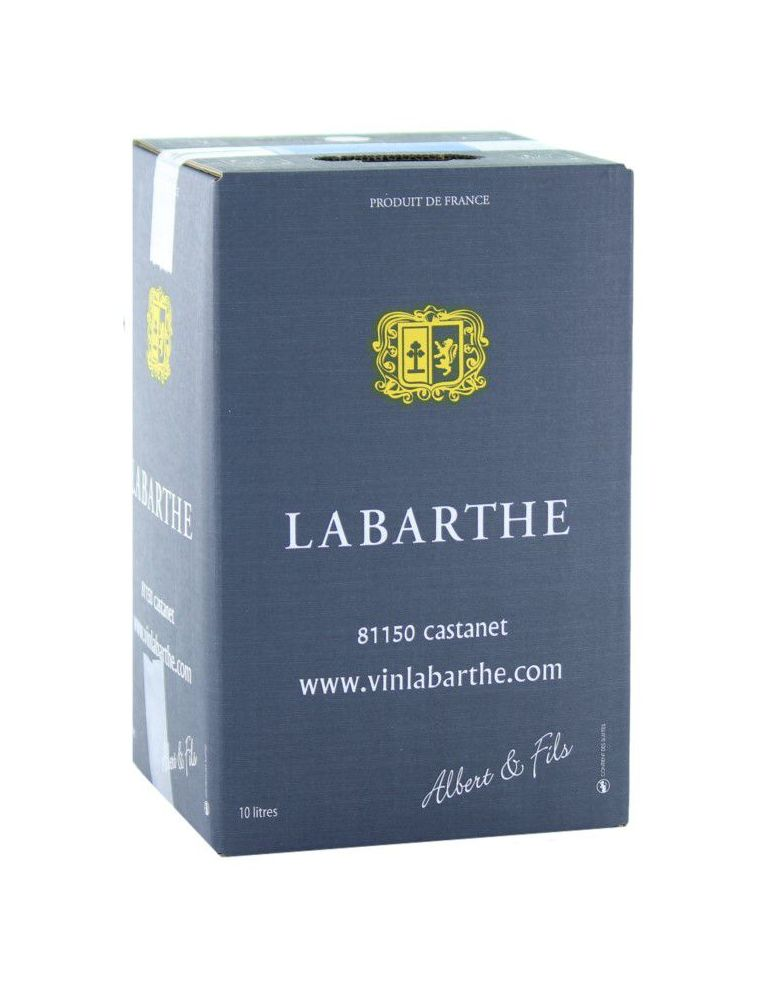 Bib de Vin Rouge 10 L - Vin de France