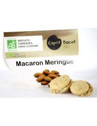 Macarons meringué BIO