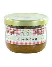 Tajine de Boeuf Label Rouge - La Ferme de Rustan