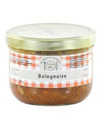 Bolognaise de bœuf Label Rouge