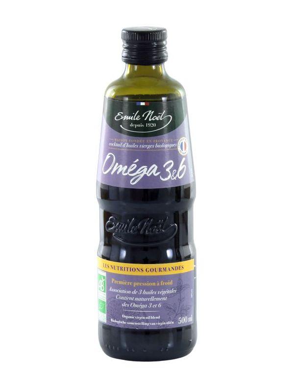 Mélange d'huiles végétales Biologiques