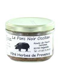 Pâté de campagne aux herbes de Provence