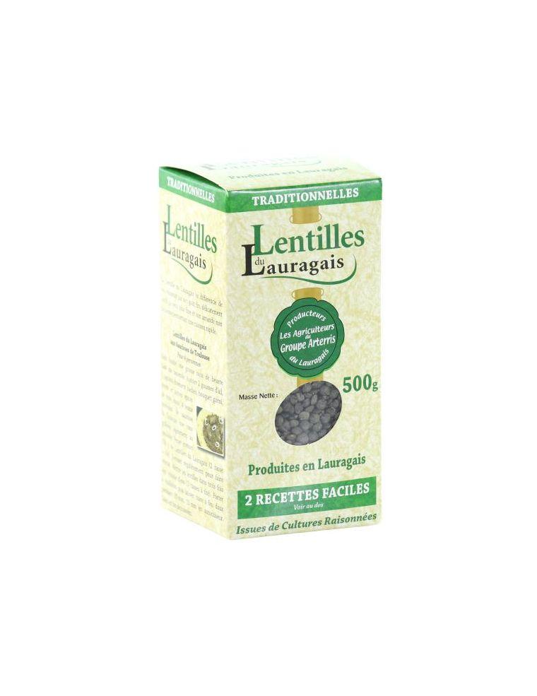 Lentilles Origine France