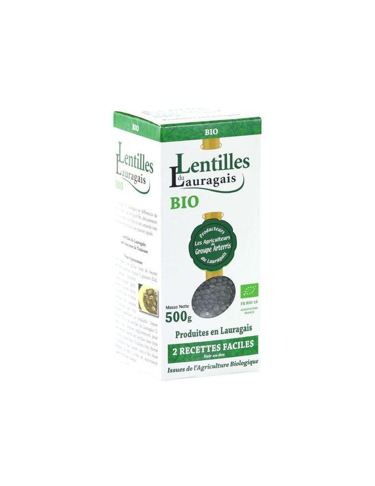 Lentilles Bio origine France
