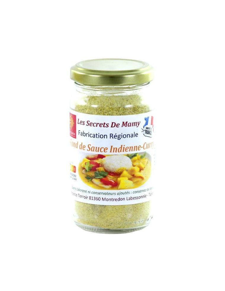 Fond de sauce au curry 100% végétal