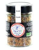 Sel Fou n°17 Piment : Pot de Sel Marin Bio aux Épices - Esprit de Sel