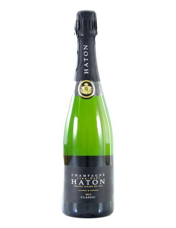 "Champagne Haton cuvée ""Brut Classic"""