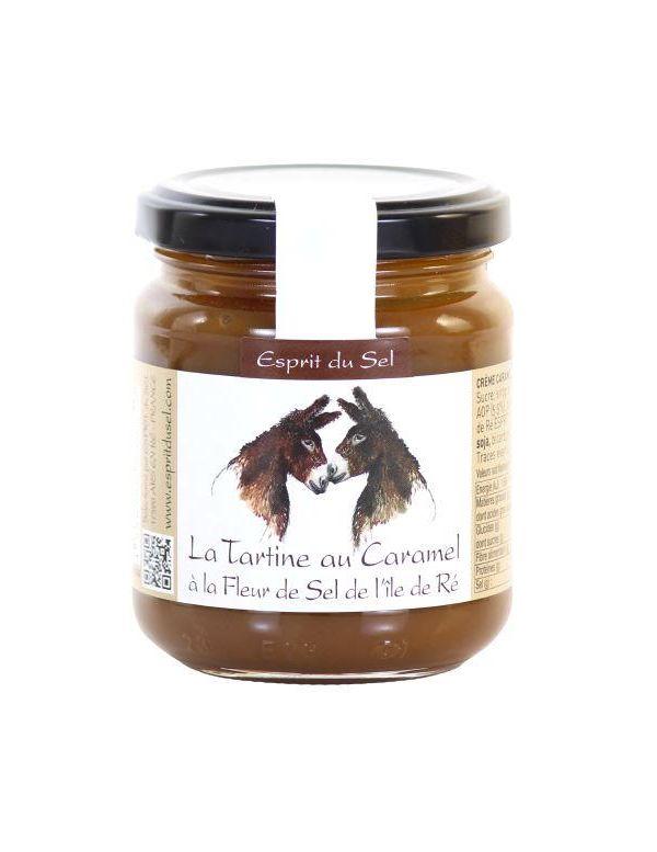 Crème au Caramel à la fleur de sel de l'île de Ré