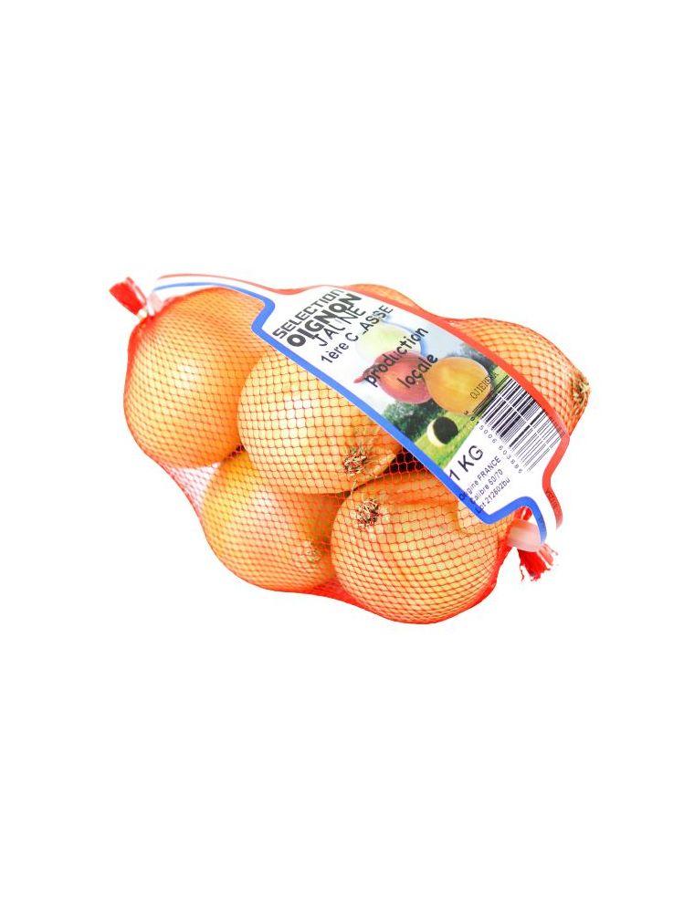 Oignon Jaune en Filet 1 kg