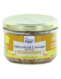 Fritons de Canard recette Périgourdine - Henri Piquet