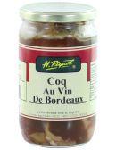 Coq au vin de Bordeaux - Henri Piquet