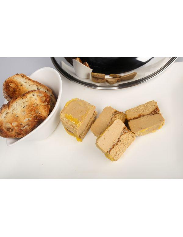 Foie gras bloc figue