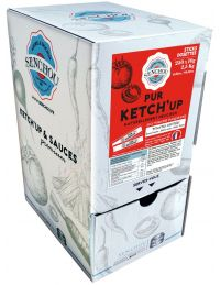 Distributeur de stick Ketchup 100 % naturel