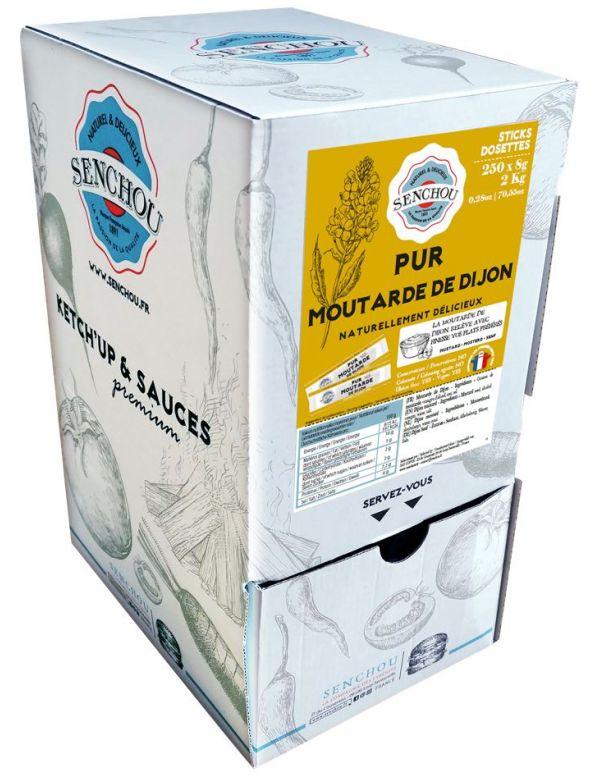 Distributeur de stick Moutarde de Dijon