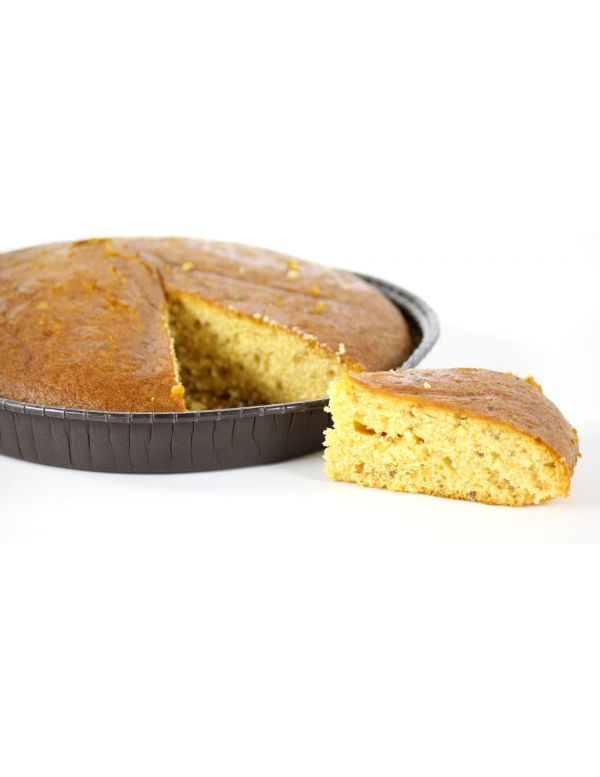 Gâteau noisette et clémentine corse