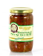Ratatouille nicoise, bocal de 650 g