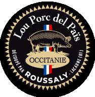label lou porc del pais pour cotes de porc filet
