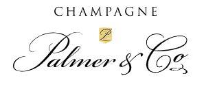 logo champagne palmer brut réserve