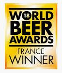 biere ipa médaille d'or world beer award