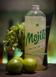 préparation-mojito