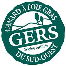 logo canard à foie gras du gers