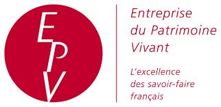 logo du label Entreprise du Patrimoine Vivant
