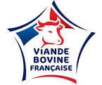 logo viande bovine francaise onglet de boeuf