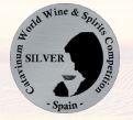 vin rosé médaille d'argent catavium world wine